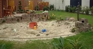 Gartengestaltung Online Kostenlos : sandhaufen f r kinder im garten aber wie seite 1 ~ Lizthompson.info Haus und Dekorationen