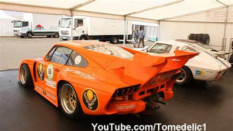 porsche 935 k3 4x porsche kremer 935 k3 turbo big flames and backfire