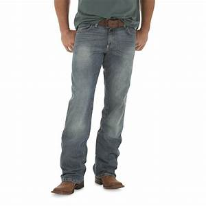 Wrangler Menu0026#39;s Retro Relaxed Fit Bootcut Jeans - 676601 Jeans u0026 Pants at Sportsmanu0026#39;s Guide
