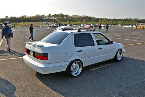 White Vw Jetta Those Borbet Are Awesome