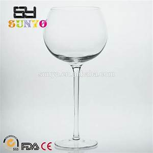 Verre à Vin Géant : g ant boh me cristal vin vase en verre verre de vin ~ Teatrodelosmanantiales.com Idées de Décoration