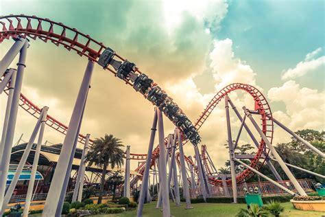 popular theme parks   world worldatlascom