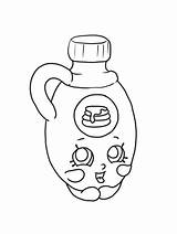 Coloring Pages Shopkins Shopkin Sheets Printable Syrup Maple Mavis Cartoon Gaddynippercrayons Pro Colouring Sheet Tiny sketch template
