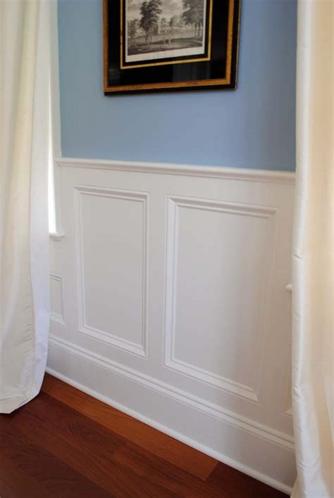 Decorative Wainscoting by 7 Wainscoting Styles To Design Every Room For Your Next