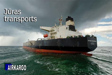 Jūras transports   AirKargo