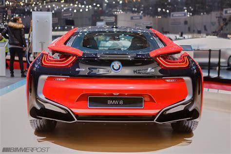 New Limited Edition Bmw I8 Protonic Red Edition (w/ Geneva
