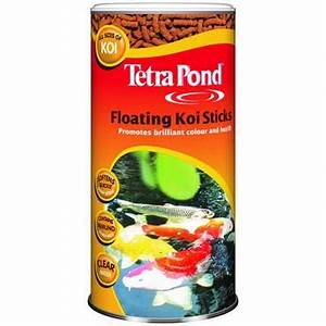 Tetra Pond Sticks : tetra pond koi sticks 140g petworld direct ~ Yasmunasinghe.com Haus und Dekorationen