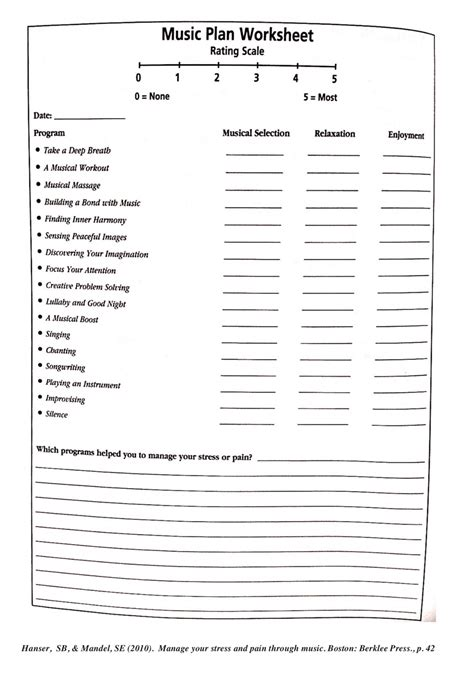 therapy worksheets worksheets for all and