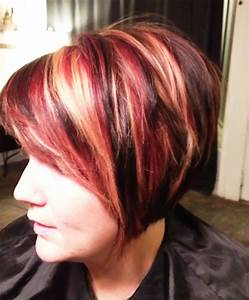 Fall hair color. Red, blonde, and dark brown. | Hair ...
