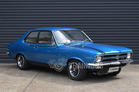 Sold: Holden LC Torana 'GTR Replica' 2-Door Sedan Auctions