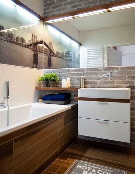 Badezimmer Fliesen Aufpeppen by 32 Moderne Badideen Fliesen In Holzoptik Verlegen