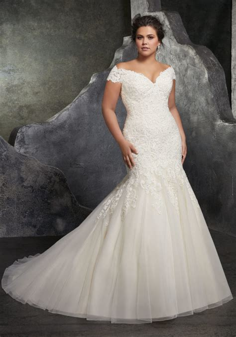 julietta collection plus size wedding dresses morilee