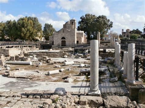 St Paul's Pillar / Church in Paphos | ComeCyprus.co.uk