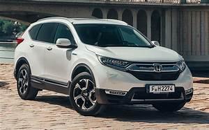 2018 Honda Cr-v Hybrid  Eu