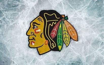 Blackhawks Chicago Hockey Ice Team Wallpapers Windows
