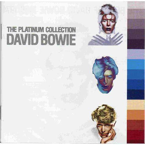 platinum collection cd   david bowie mp