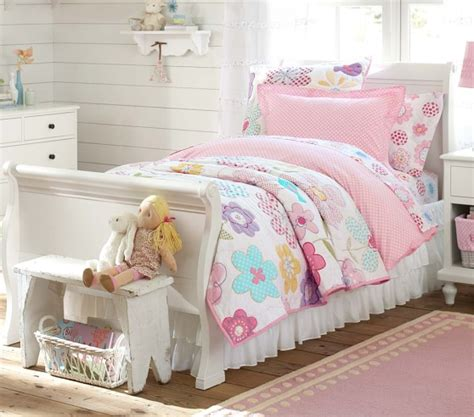 pottery barn toddler bed avery quilted bedding pottery barn