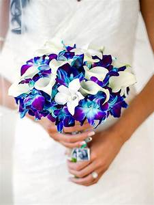 Beautiful Blue Wedding Bouquets | www.pixshark.com ...