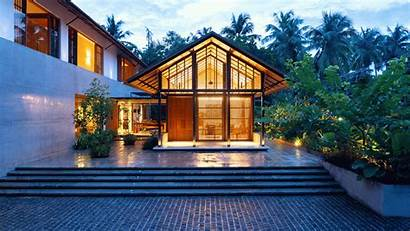 Kerala Architecture Homes Houses Traditional India Twist
