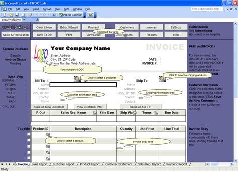 6 hotel billing software in excel simple bill