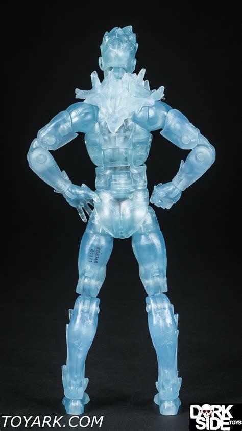 iceman marvel legends wave shoot toyark