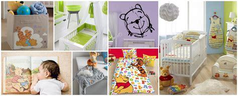 chambre winnie l ourson pour bébé decoration pour chambre bebe winnie l ourson