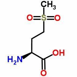 L-METHIONINE SULFONE | C5H11NO4S | ChemSpider