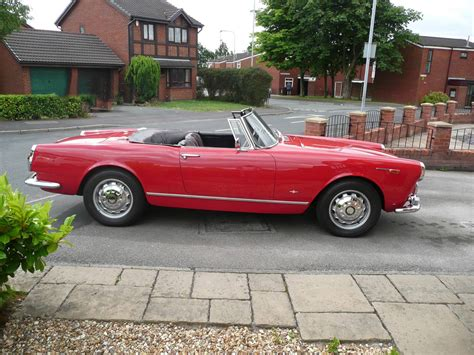 Alfa Romeo 2600 Spider by 1963 Alfa Romeo 2600 Spider Coachwork By Touring Coys Of