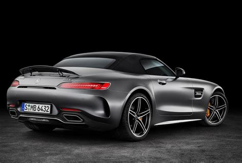 Mercedes-amg Gt & Gt C Roadsters Coming To Sa