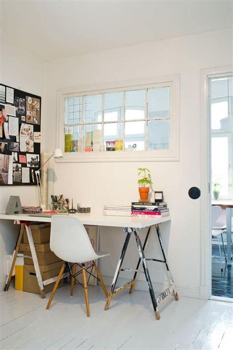 bureau blanc la redoute déco bureau retro