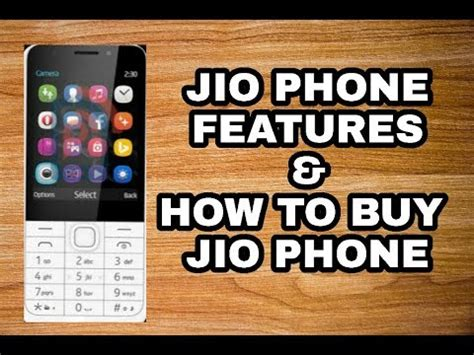 jio 4g phone specification how to buy jio users