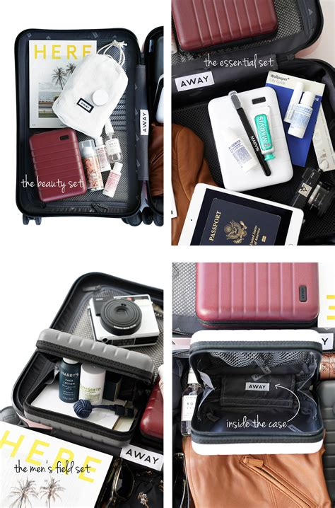 holiday gift guide  travel beauty cases  beauty