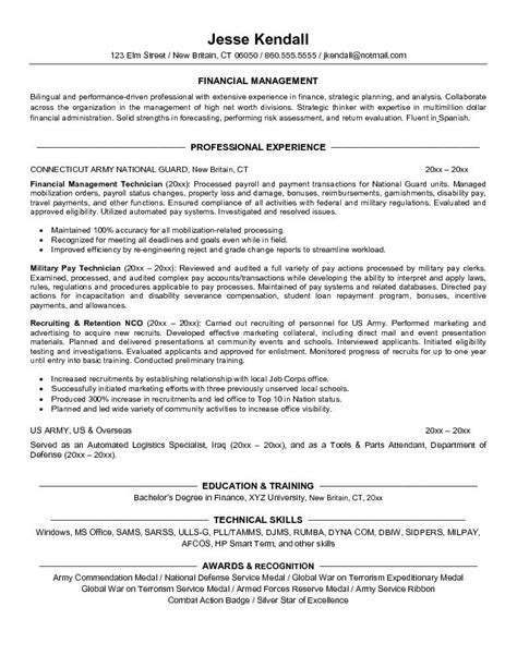 objective statement for finance resume best resume gallery