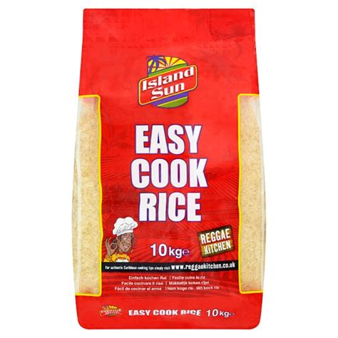 And sumptuous taste makes it the preferred dish in occasions. Island Sun Easy Cook Rice 10Kg - Groceries - Tesco Groceries