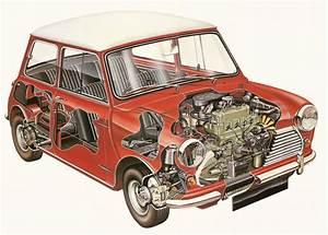 Bmc Auto 47 : classic mini cut away the essence of simplicity motoringfile ~ Medecine-chirurgie-esthetiques.com Avis de Voitures