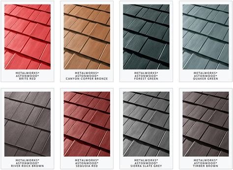 colors of metal roofs how to the right metal roof color consumer guide 2019