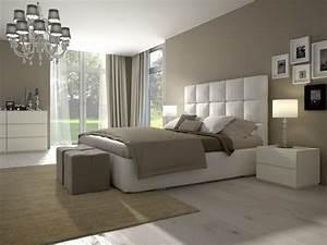 Chambre a coucher aux couleurs naturelles for Exceptional idee de couleur pour salon 4 ma decoration dinterieure les couleurs de peinture tendances