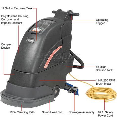 Automatic Floor Scrubber 18 Jl E by Purchase Auto Floor Scrubber Electric Automatic Floor