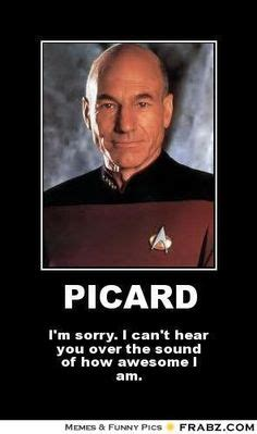 Jean Luc Picard Meme Generator - 1000 images about star trek on pinterest wesley crusher star trek and deep space