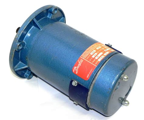 Electric Motor Magnets by Danfoss Electronics 03282 Permanent Magnet Dc Motor 1 8hp