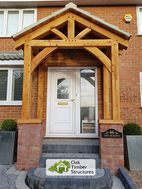 Porch Porch by Solid Oak Porches Oak Timber Structures