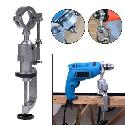 universal clamp  bench vises holder mini electric drill