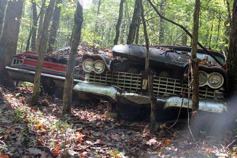 Go Automotive Ghost Hunting In The World's Largest Classic