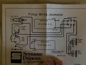 Jazzmaster Pickup Installation Help