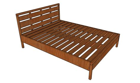 Platform Bed Plans by Platform Bed Frame Size Best This Question Is From