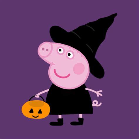 Peppa Pig Halloween  Peppa Pig  Tshirt Teepublic