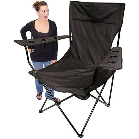 Kingpin Giantoversized Folding Chair kingpin tailgating chair black tailgating chairs