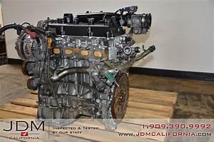 Jdm Qr20 Nissan Altima 2002