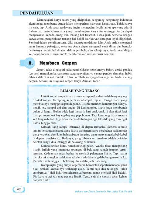 contoh surat sakit yang singkat dan jelas bahasa dan sastra indonesia 3 ipa ips