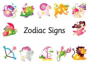 Baby of the Month Zodiac Signs